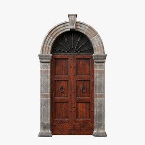 3D Exterior Door V6