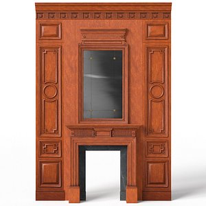 3D Fireplace 01 09