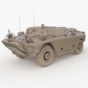 3D FUG OT 65 Clay VRay