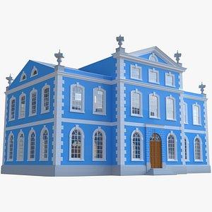 Mansion model