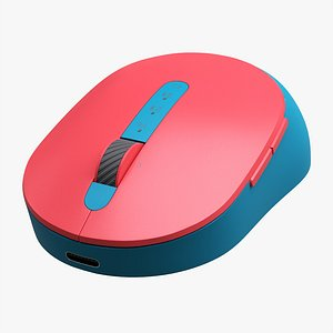 3D Rechargeable wireless mouse