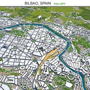 3D Bilbao Spain