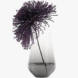 3D Chrysanthemum