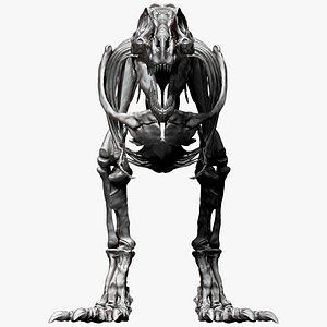 3D skeletons project model