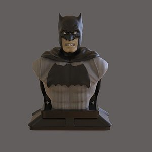 3D batman dark