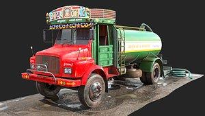 3D model se 1613 water tanker