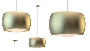 3D Oligo Grace Suspension Brass