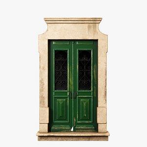 Exterior Door V7 3D