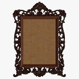 3D frame antiques