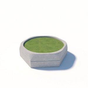 Stone casting model