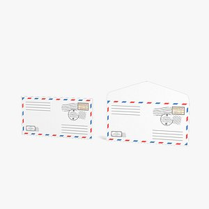 3D envelope office