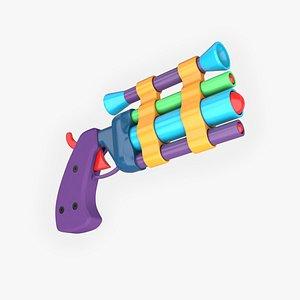 3D Toy Gun 1