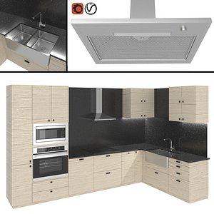 kitchen askersund 3D model