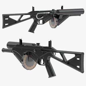 FN 303 3D