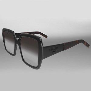 3D Prada Sunglasses
