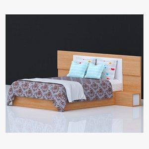 BED 19 3D