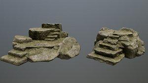 Altar Set model