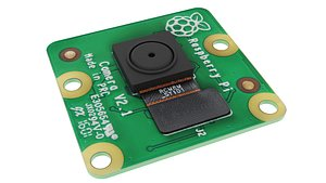 3D Raspberry pi camera