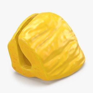 Jackfruit Peeled 3D