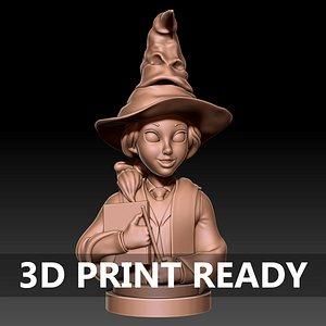 Wizard  3D