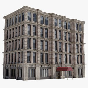 Small Building 3D