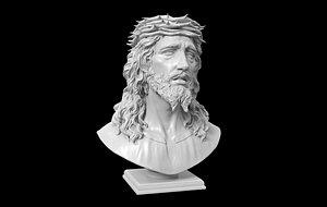 statue sculpture art 3D model
