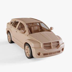 2010 Dodge Caliber 3D model