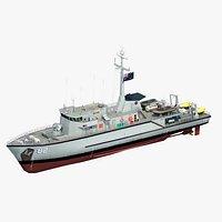 HMAS Huon M-82