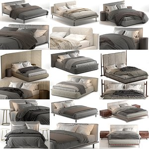 3D bed colection 1