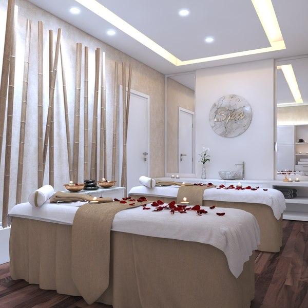 Massage Rooms Models