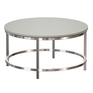 3D coffee table limestone era