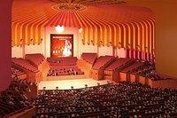Grand Theatre Performance Hall Theatre Concert Hall Cinema Screening Hall Report Hall Meeting Room P