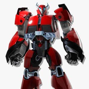 Cliffjumper  Transformers Prime model