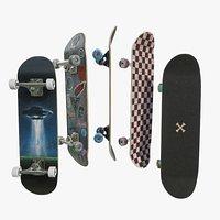 Skateboard 10 Pack