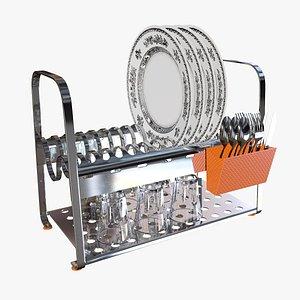 Dish Drying Rack model