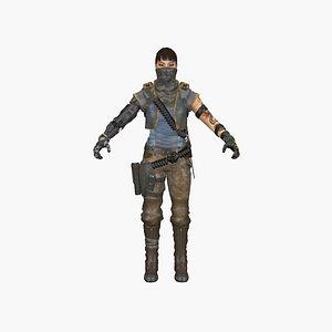 3D Gunslinger