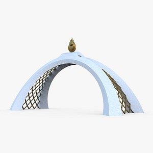 Arch concept design 3D