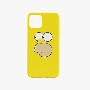 iPhone 11 case 8 3D model