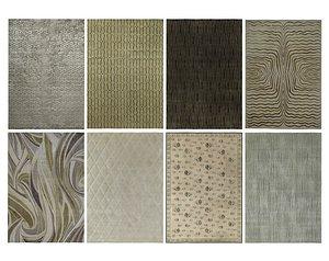 Carpet The Rug Company vol 39 3D model