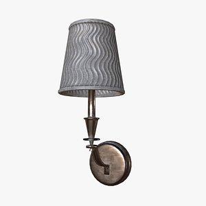 wall lamp - pbr 3D