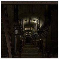 Basement Tunnel Environment