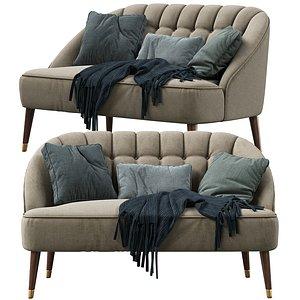 margot sofa 3D model