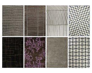 Carpet The Rug Company vol 45 3D model