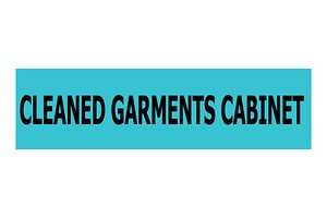 3D Garment Cabinet Poster