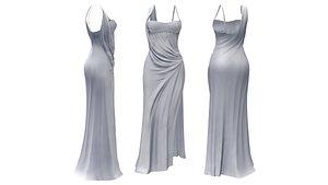 3D Helen Of Troy Fashion Dress