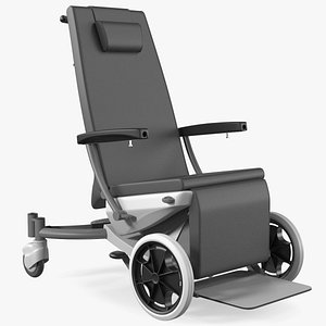 3D transport chair multifunctional