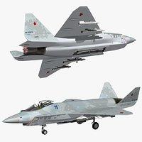 Sukhoi SU75 Checkmate