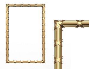 Frame Carved Decoration CNC