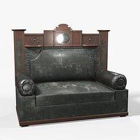 Antique Sofa USSR 1930s