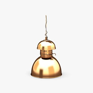 3D HK Living Warehouse Lamp